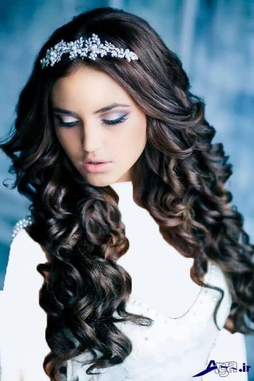 مدل موی ساده فر