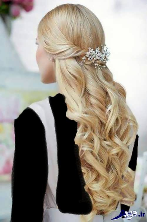 مدل موی فر زیبا و شیک