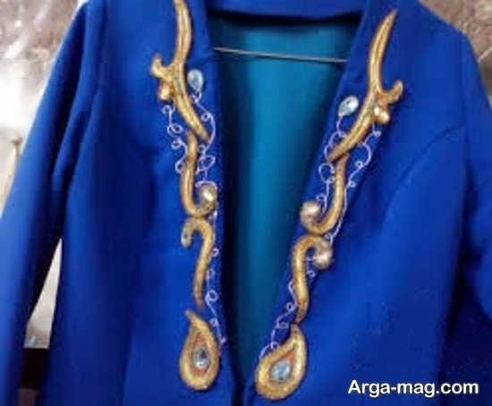 تزیینات جذاب لباس