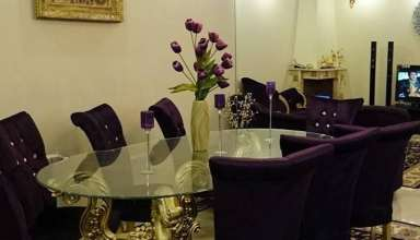 تزیینات خانه عروس زیبا
