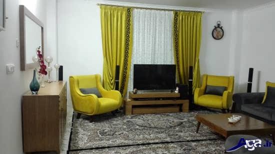 تزیینات خانه عروس ایرانی
