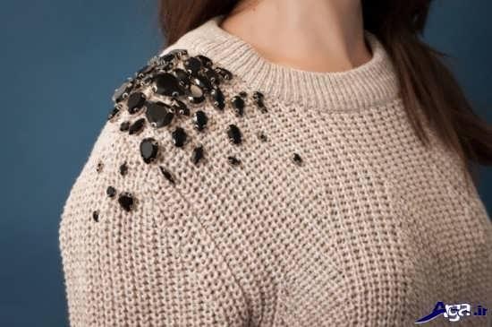 مدل تزیینات لباس