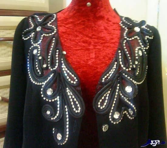 مدل تزیین لباس با ایده های جدید