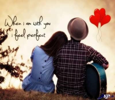 جملات احساسی و عاشقانه