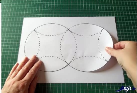 مراحل ساخت جعبه کادویی زیبا