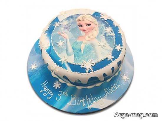 تصاویری از کیک تولد دخترانه