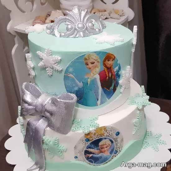 کیک تولد دخترانه خاص
