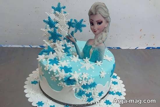 عکس مدل کیک تولد دخترانه