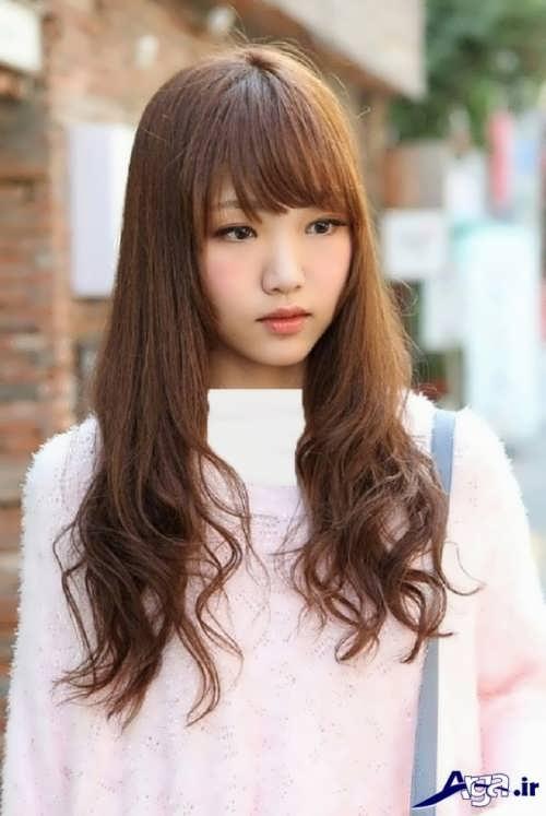 انواع مدل موهای دخترانه با طرح های شیک و زیبا