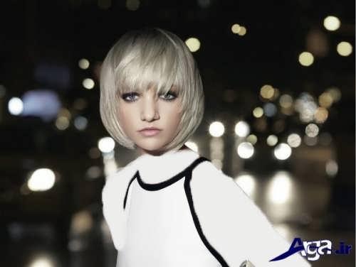 مدل موی دخترانه 2017 متفاوت و جدید