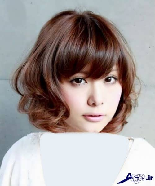 مدل موی کوتاه فر دخترانه
