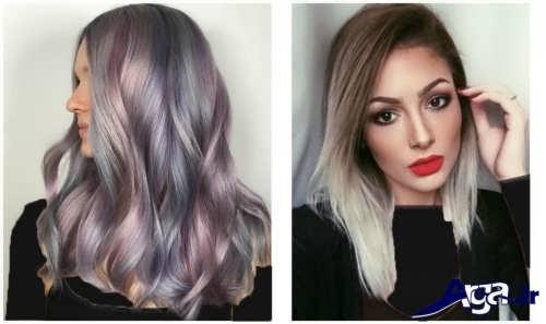 انواعمدل موهای دخترانه زیبا و شیک