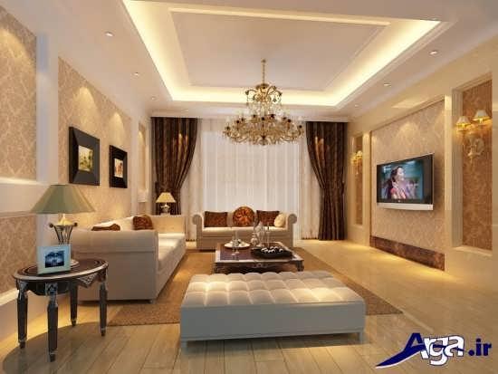 دکوراسیون منزل 2017 مدرن و لوکس برای انواع خانه های بزرگ و