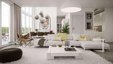 دکوراسیون منزل 2017 با طراحی مدرن و لوکس