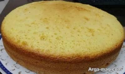 روش تهیه کیک بدون فر