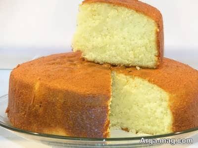 روش پخت کیک اسفنجی ساده
