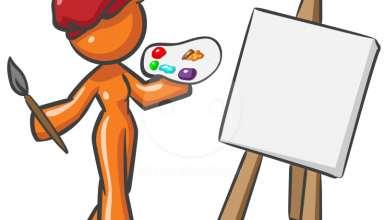 نقاشی جالب برای کودکان با طرح های فانتزی و جدید