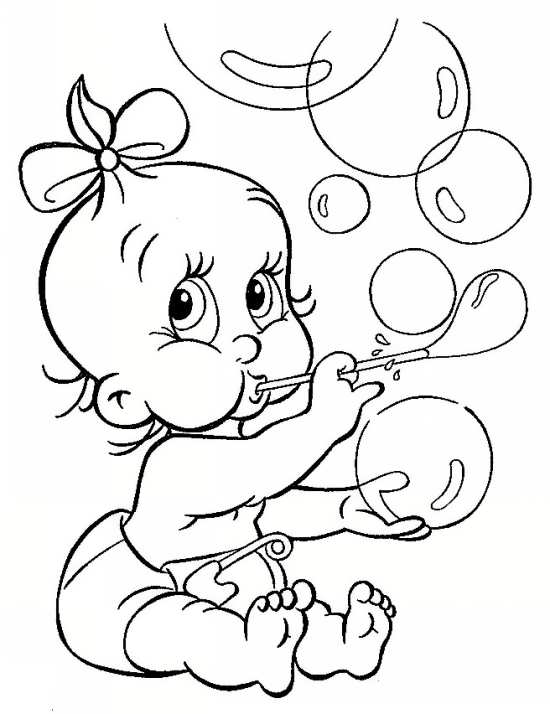 نقاشی فانتزی کودکانه ساده