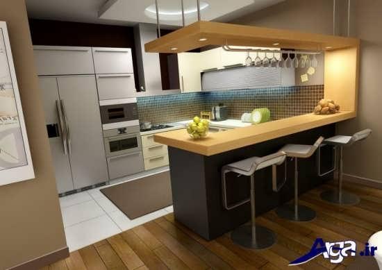 طراحی داخلی برای آشپزخانه های کوچک