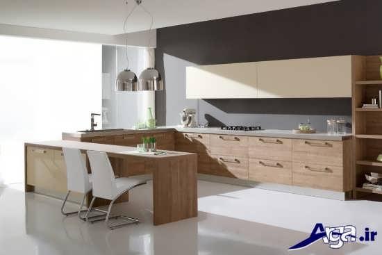 طراحی آشپزخانه با روش های اصولی