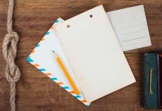 نمونه نامه اداری درخواست