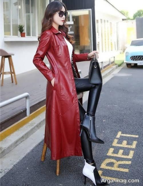 شیک ترین مدل پالتو بلند