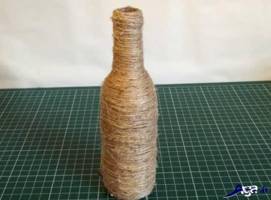 مراحل ساخت گلدان زیبا
