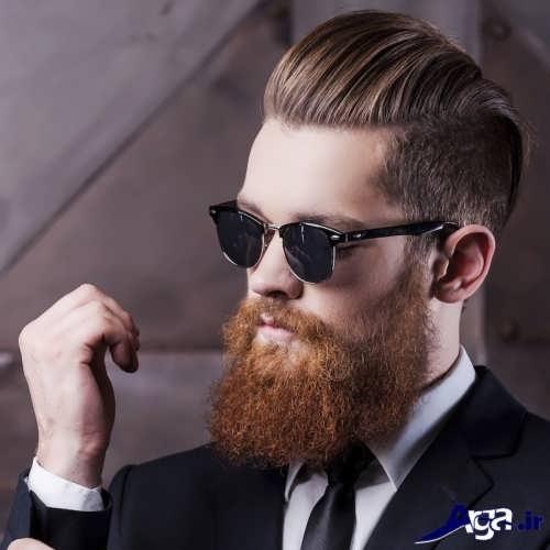 انواع مدل موهای مردانه شیک و متفاوت