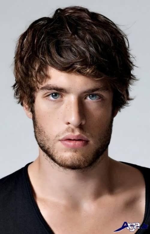 مدل موی زیبا جذاب مردانه در سال 2017