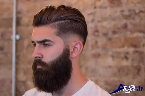 مدل موی شیک و متفاوت مردانه