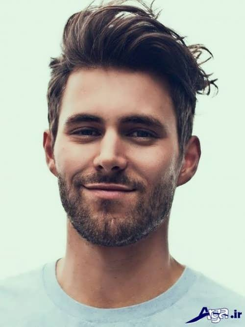 مدل مو خاص و متفاوت مردانه