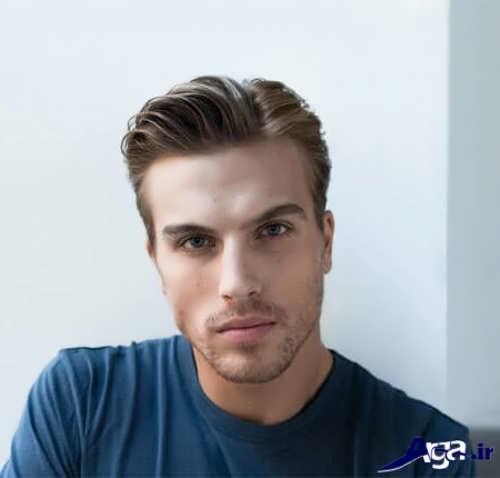 مدل مو زیبا و جدید مردانه