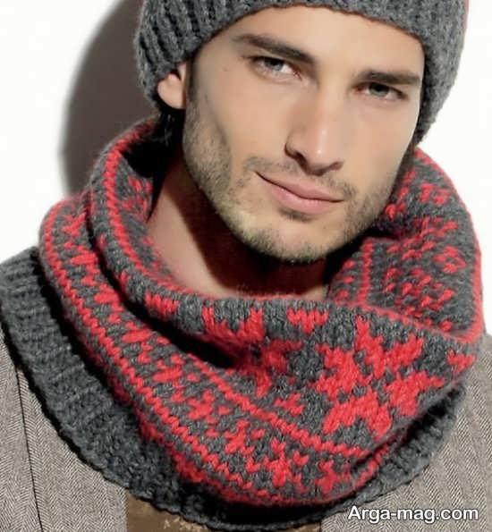 مدل کلاه بافتنی ایده آل برای آقایان