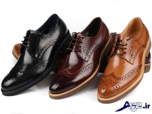انواع مدل های کفش مردانه