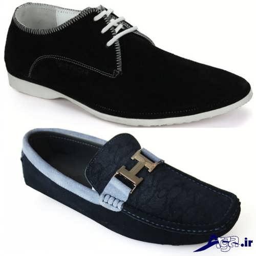کفش مردانه اسپرت با طرح های متنوع و جدید