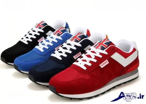 کفش اسپرت مردانه با طرح های شیک
