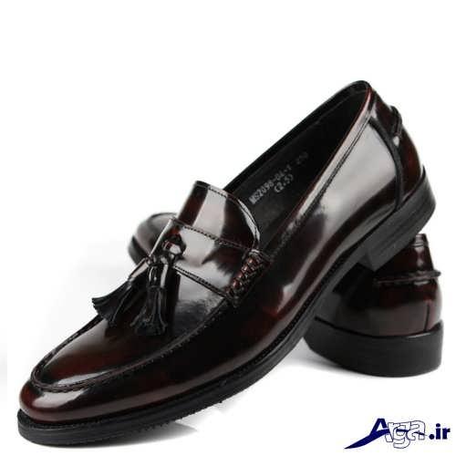 انواع مدل های زیبا و متنوع کفش مجلسی مردانه