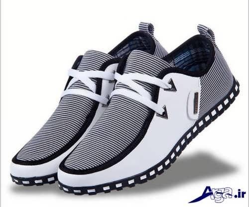 کفش اسپرت مردانه با طرح های متنوع و جدید