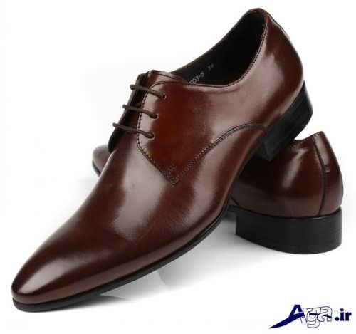 انواع مدل های کفش مردانه با طرح های مجلسی