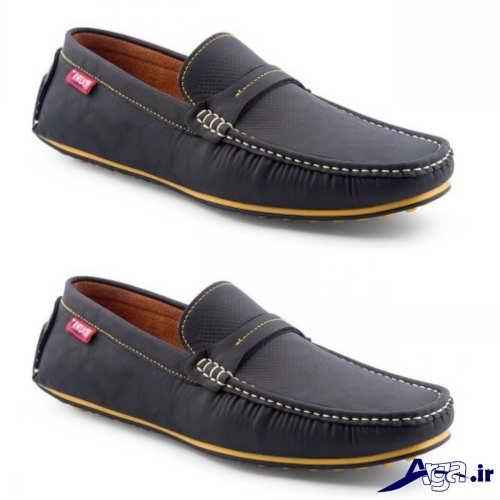 انواع مدل های زیبا و شیک کفش های مردانه