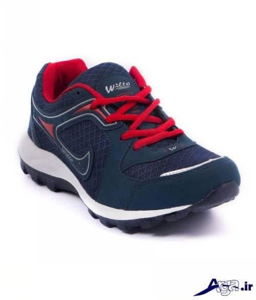 انواع مدل های زیبا کفش اسپرت مردانه