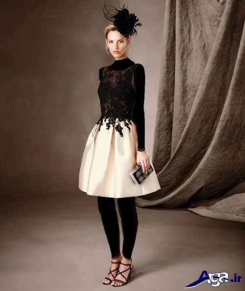 مدل های شیک و زیبا لباس مجلسی 2017