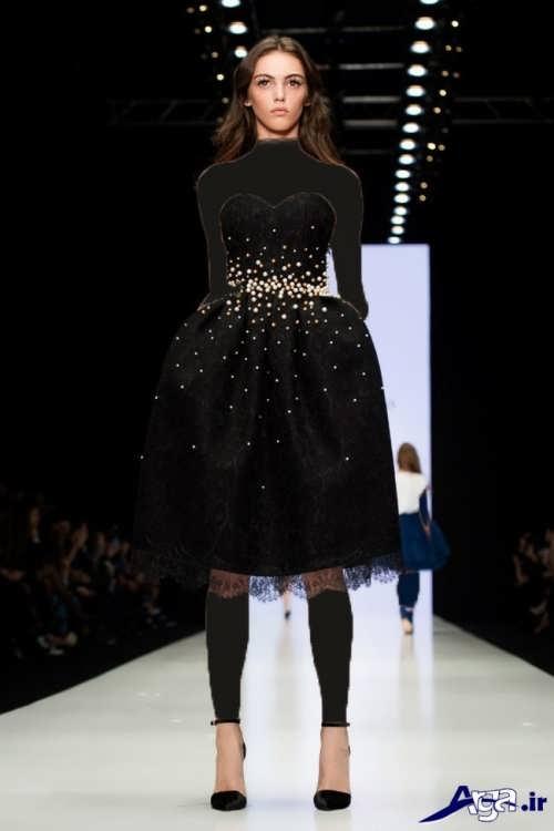 مدل های لباس مجلسی دخترانه با طرح های متنوع و شیک