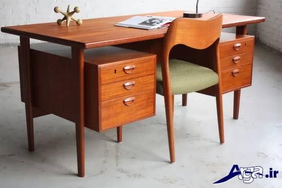 مدل های زیبا و متفاوت میز تحریر