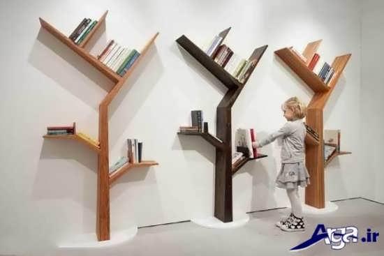 انواع مدل های کتابخانه با طرح های زیبا و کاربردی