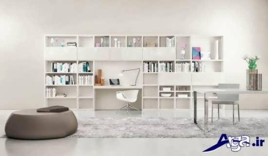 طرح های زیبا و جدید کتابخانه