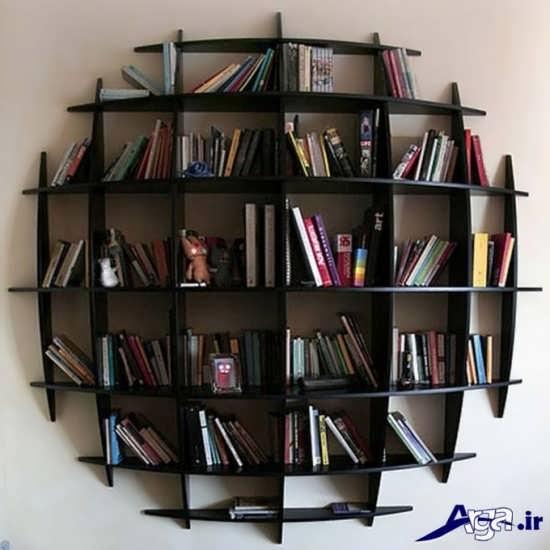 مدل های شیک و مدرن کتابخانه