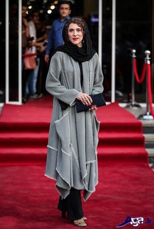 مدل مانتوی بازیگران ایرانی با طرح های زیبا و شیک
