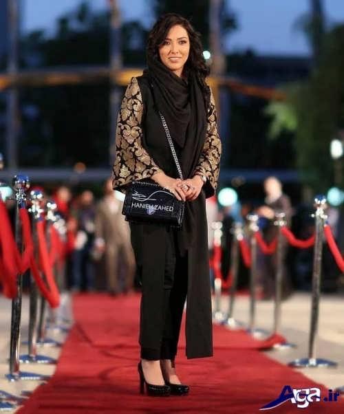 مدل مانتو زیبا بازیگران ایرانی