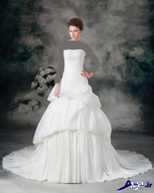 طرح های زیبا و متفاوت لباس عروس